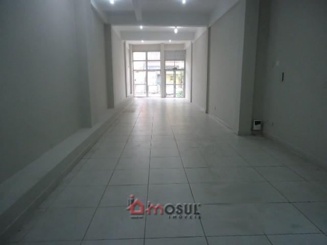 Sala térrea de 140m² no Centro
