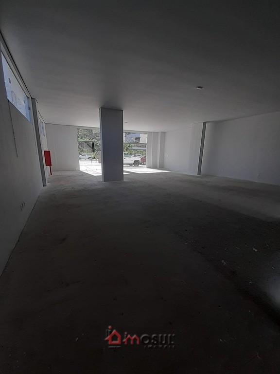 SALA TÉRREA 172m² no São João