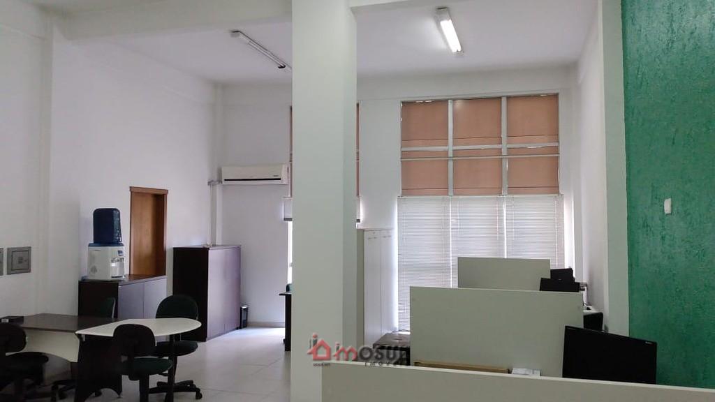 SALA TÉRREA 60m² no Centro