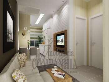 Aptos de 01 dormitório c/ 56,07 m².