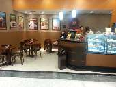 Franquia de cafeteria em shop