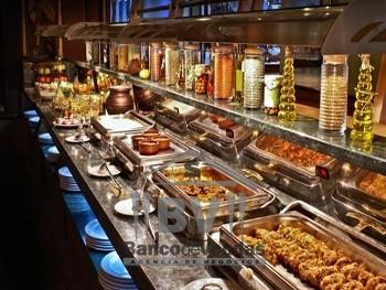 Restaurante com faturamento de R$ 4 milhões