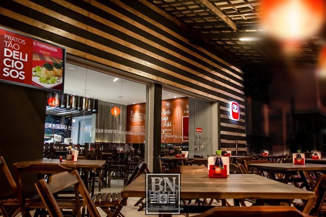 Repasso ótimo Sushi, Bar e Restaurante.