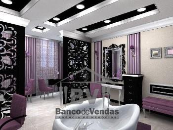 Temos várias opções de salões e clínica de beleza
