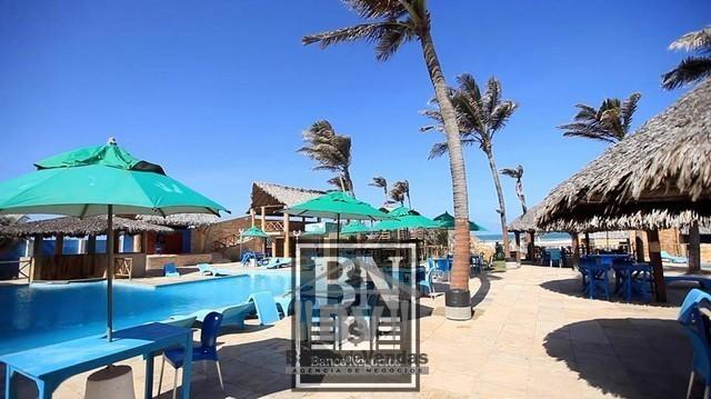 Hotel em frente a praia, em plena Fortaleza (CE).