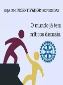 Seja solidário! Seja Rotariano!
