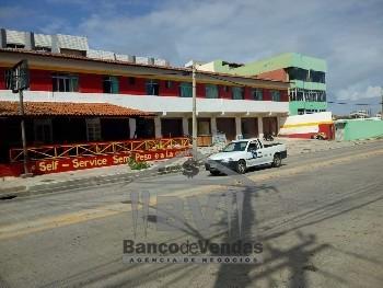 Restaurante na avenida principal: Praia do Futuro!