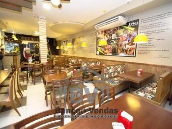 Restaurante conceituado no Centro de Fortaleza