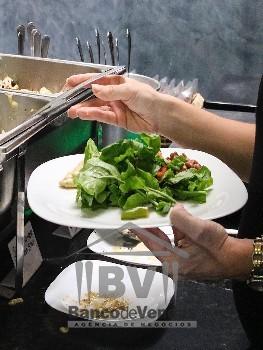 Ótimo restaurante deAlimentação saudável