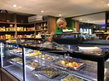Restaurante, Cafeteria, Padaria, Conf. e Pizzaria