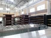 Supermercado com o imóvel