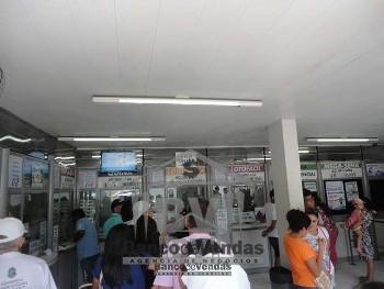 Lotérica no interior do Ceará. Lucro: R$ 22 mil