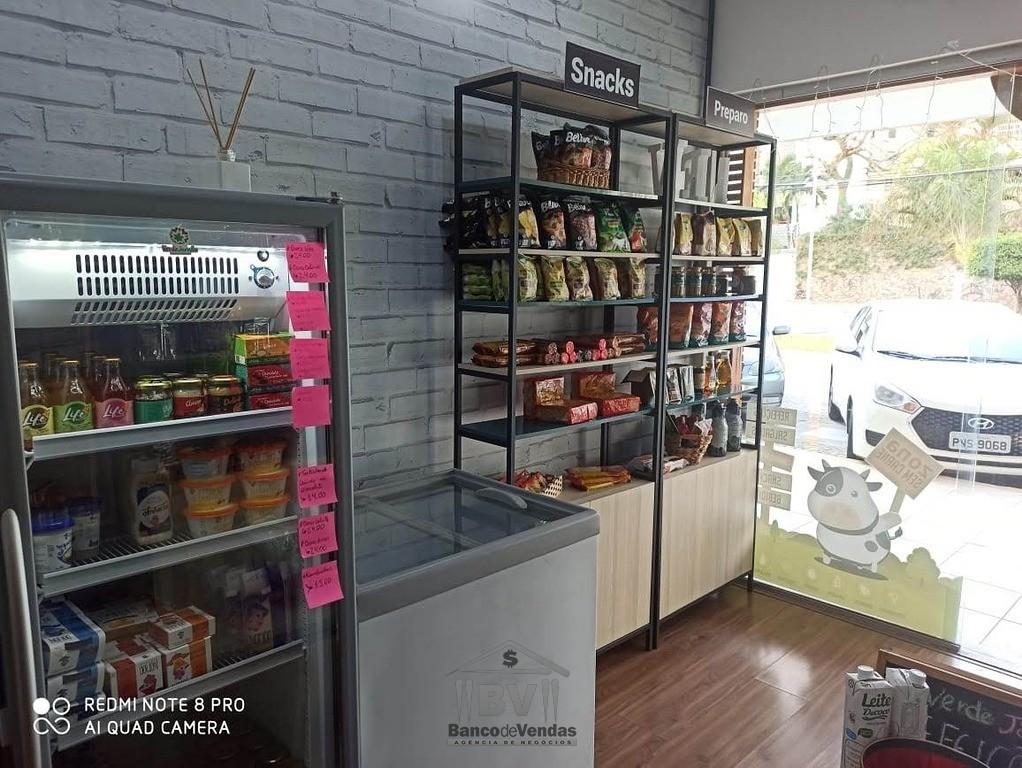 Loja Conceito de Alimentação Sustentável