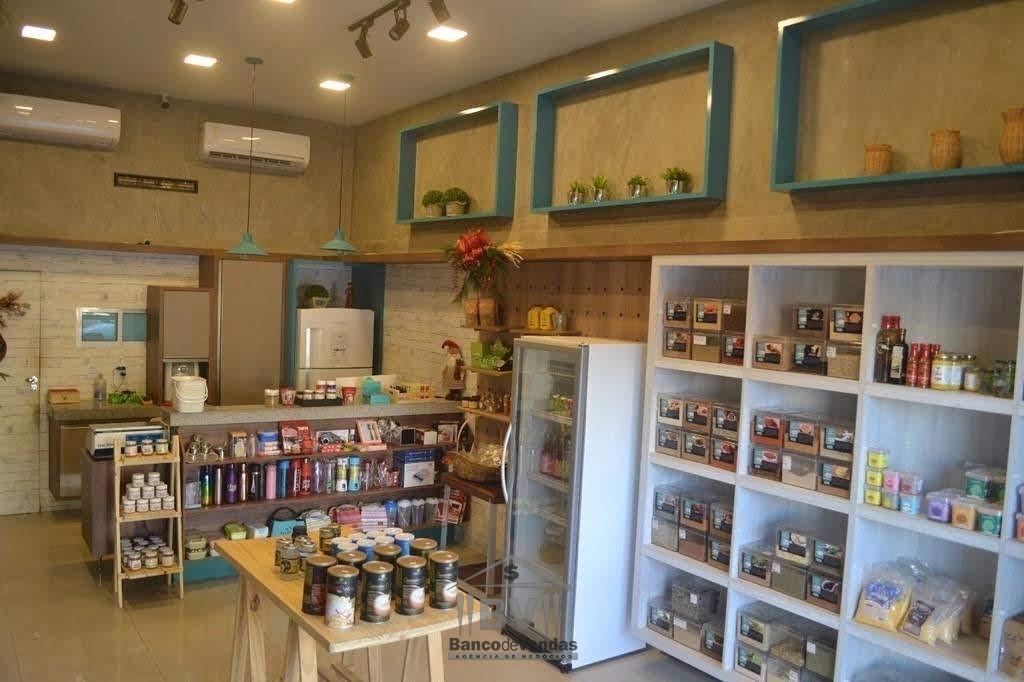 Loja 'Conceito' de Produtos Naturais e Orgânicos