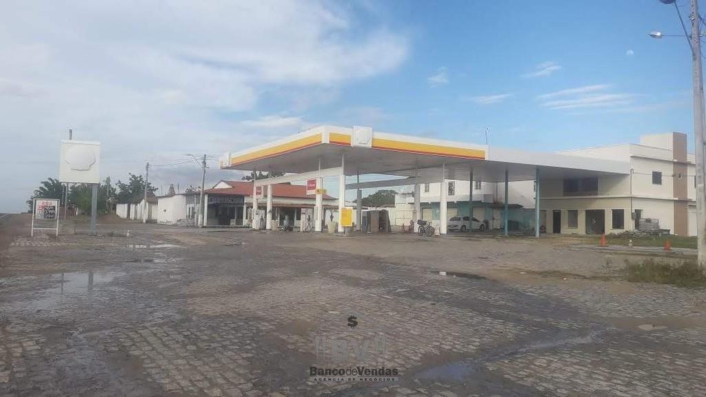 Vendo Posto Bandeira Branca no Interior do Ceará.