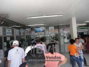 LOTÉRICA NO CENTRO DE CAUCAIA - ÓTIMO MOVIMENTO